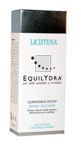 LICHTENA EQUILYDRA BORSE OCCHIAIE 15 ml