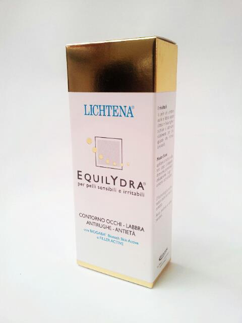LICHTENA EQUILYDRA CONTORNO OCCHI - LABBRA 15 ml