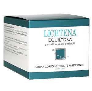 LICHTENA EQUILYDRA CREMA CORPO NUTRIENTE RASSODANTE - 200 ML