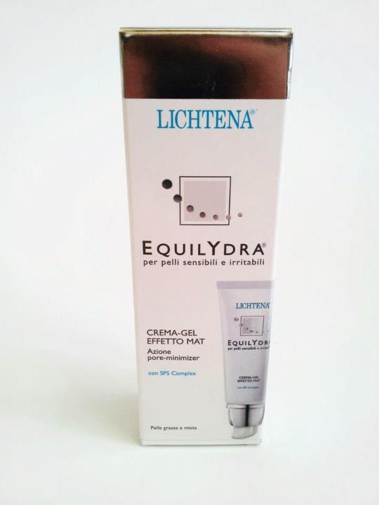LICHTENA EQUILYDRA CREMA GEL EFFETTO MAT - 40 ML