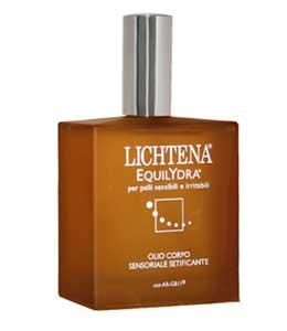 LICHTENA EQUILYDRA OLIO CORPO SENSORIALE SETIFICANTE - 100 ML