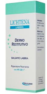 LICHTENA LABBRA BALSAMO LABBRA DERMO RESTITUTIVO 15 ML
