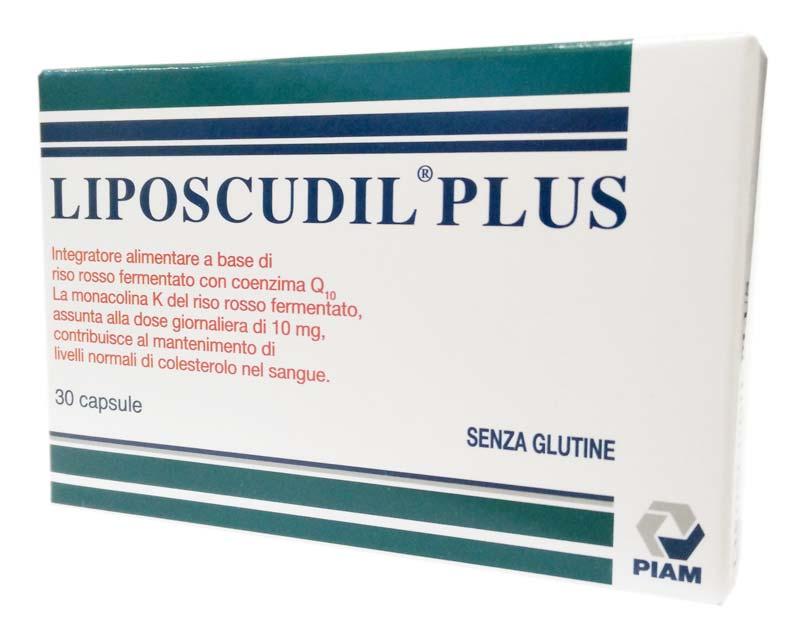 LIPOSCUDIL® PLUS 30 CAPSULE