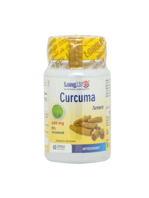 LONGLIFE CURCUMA 60 CAPSULE