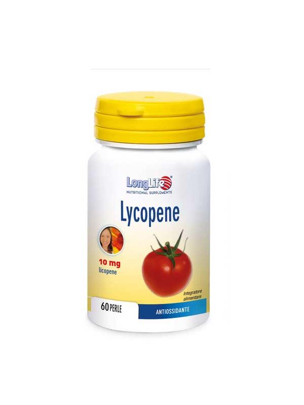 LONGLIFE LYCOPENE INTEGRATORE ANTIOSSIDANTE - 60 PERLE