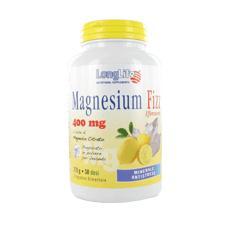 LONGLIFE MAGNESIUM FIZZ IN POLVERE EFFERVESCENTE 400 G