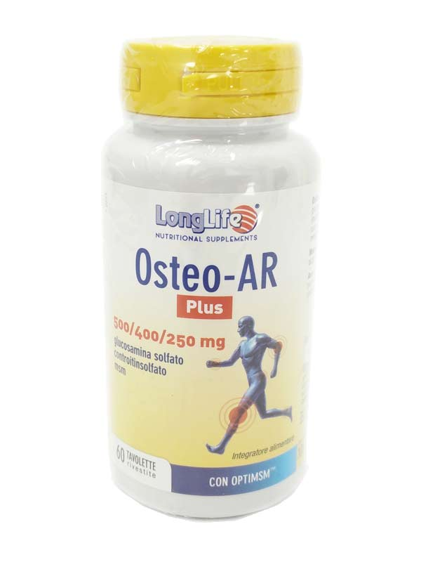 LONGLIFE OSTEO-AR PLUS 60 TAVOLETTE