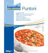 LOPROFIN PUNTONI A BASSO CONTENUTO PROTEICO - 250 G