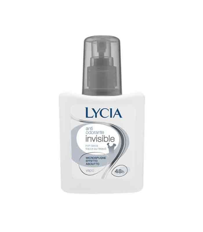 LYCIA DEO VAPO INVISIBLE FAST DRY - 75 ML