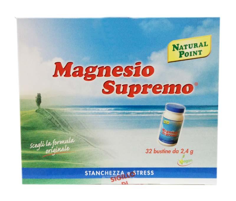 MAGNESIO SUPREMO® 32 BUSTINE DA 2,4 G