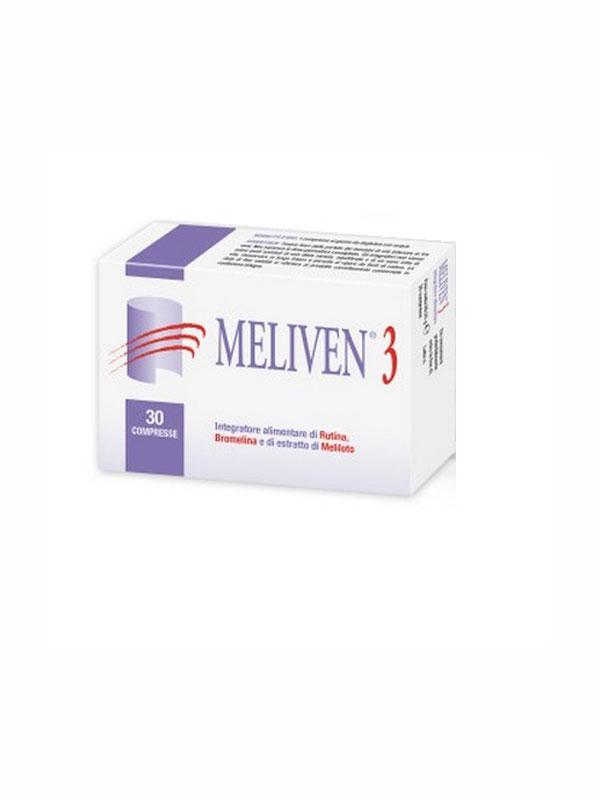 MELIVEN 3 COMPRESSE 30