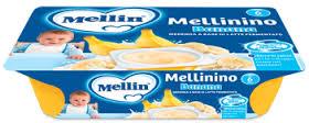MELLIN MERENDA MELLININO ALLA BANANA DAL SESTO MESE 6 x 60 G