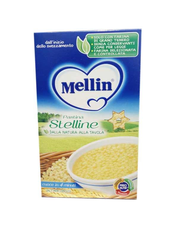 MELLIN PASTINA STELLINE DAL QUINTO MESE COMPIUTO 350 G