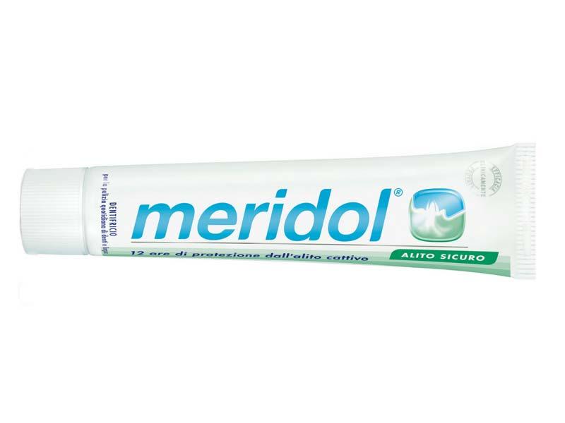 MERIDOL ALITO SICURO DENTIFRICIO DENTI E LINGUA 75 ML