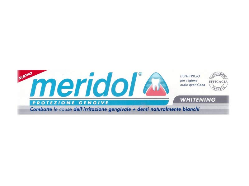 MERIDOL DENTIFRICIO WHITENING 75 ML