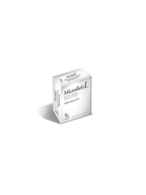 MICROFLEB L 10 FIALE DA 10 ML