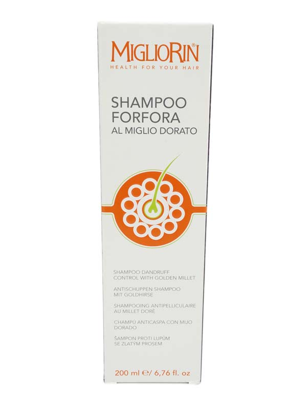 MIGLIORIN SHAMPOO ANTIFORFORA 200 ML