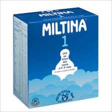 MILTINA 1 POLVERE 600 gr