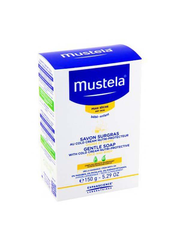 MUSTELA® SAPONE ALLA COLD CREAM 150 G