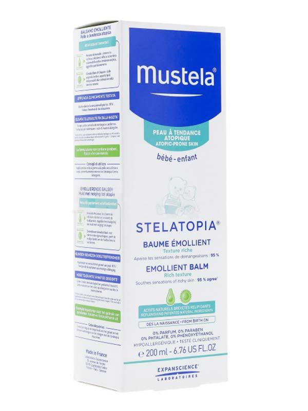MUSTELA STELATOPIA BALSAMO EMOLLIENTE 200 ML