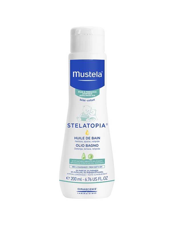 MUSTELA® STELATOPIA® OLIO BAGNO 200 ML
