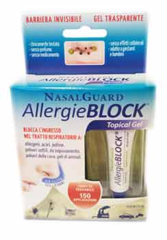 NASAL GUARD ALLERGIE BLOCK TOPICAL GEL 3 G