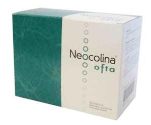 NEOCOLINA OFTA - INTEGRATORE ALIMENTARE A BASE DI MIRTILLO - 30 BUSTINE