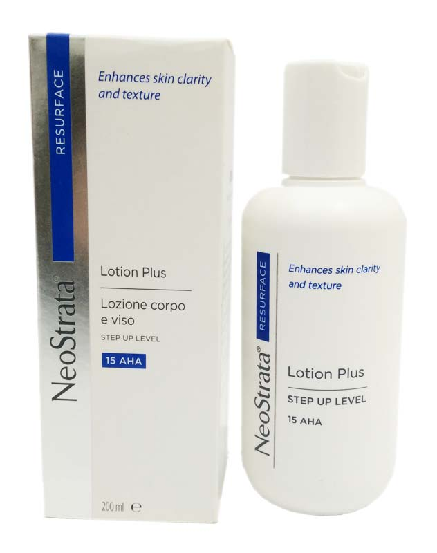 NEOSTRATA® RESURFACE LOTION PLUS CORPO E VISO STEP UP LEVEL AHA 15 200 ML