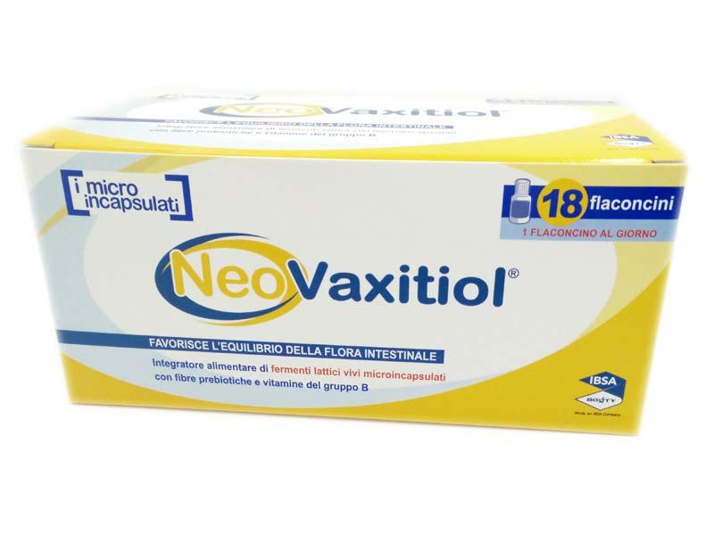 NEOVAXITIOL® 18 FLACONCINI DA 11,41 G