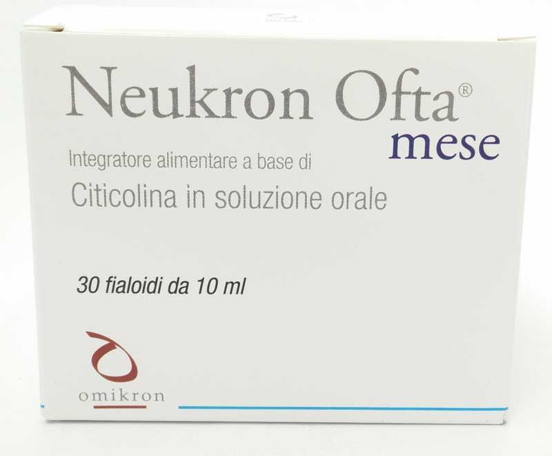NEUKRON OFTA MESE 30 FIALOIDI DA 10 ML