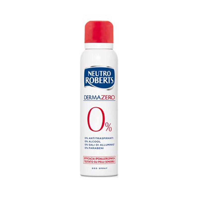 NEUTRO ROBERTS DEO SPRAY DERMAZERO - 150 ML