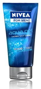 NIVEA FOR MEN AQUA GEL ULTRA WET LOOK 150 ML