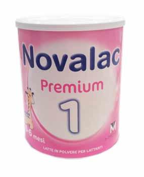 NOVALAC PREMIUM 1 LATTE DI PARTENZA IN POLVERE DA 0 6 MESI 800 G