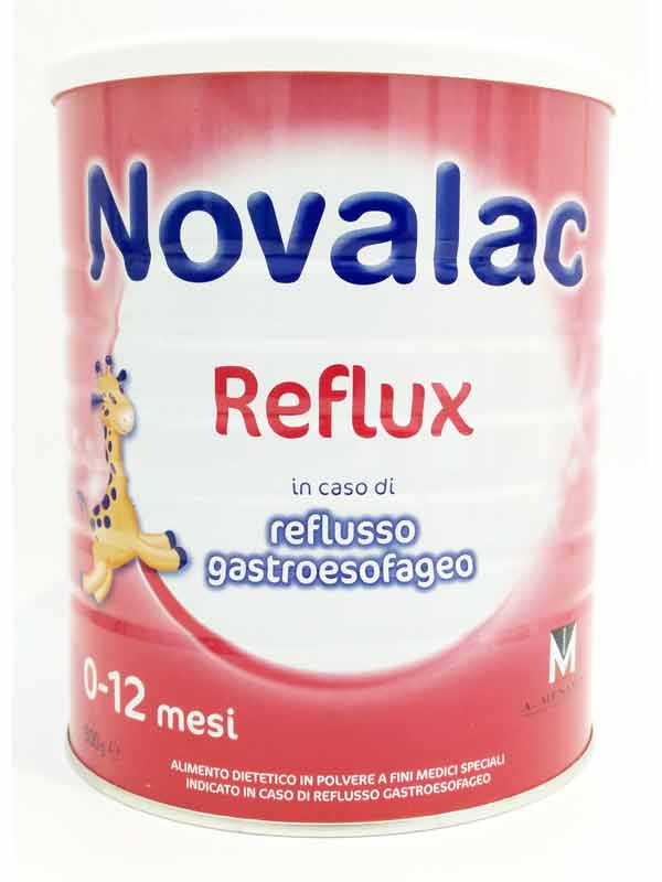 NOVALAC REFLUX LATTE IN POLVERE DALLA NASCITA 800 G