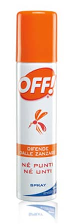 OFF SPRAY Anti zanzare 100 ml