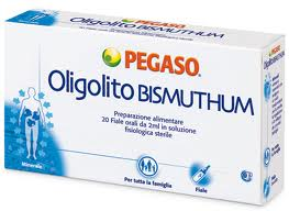 OLIGOLITO BISMUTHUM 20 FIALE