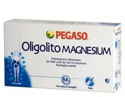 OLIGOLITO MAGNESIUM PEGASO 20 FIALE