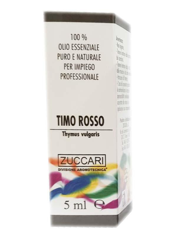 OLIO ESSENZIALE TIMO ROSSO 39 5 ML