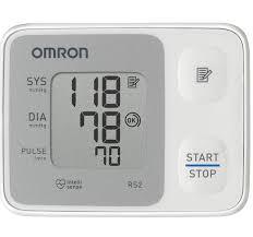 OMRON RS2 - MISURATORE DI PRESSIONE ELETTRONICO DA POLSO