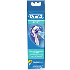 ORAL B testina di ricambio OXYJET 4 beccucci
