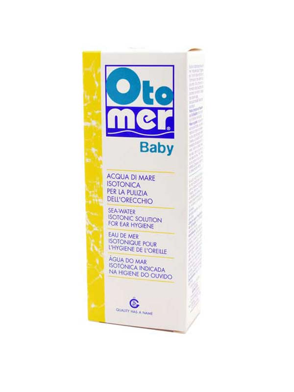 OTOMER BABY SOLUZIONE ISOTONICA 20 ML
