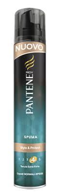 PANTENE PRO V SPUMA STYLE AND PROTECT TENUTA EXTRA FORTE PER CAPELLI SPESSI - 200 ML