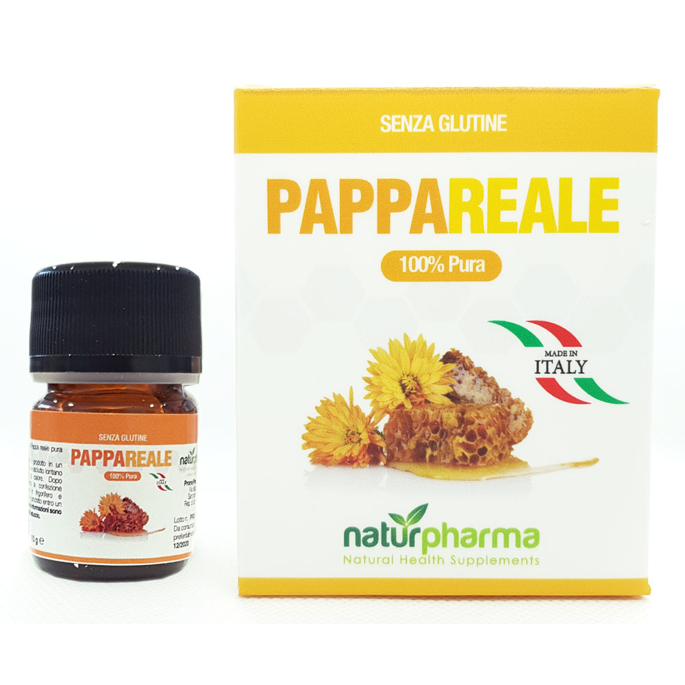 Pappa Reale Pura 10 grammi da Apicoltura Italiana