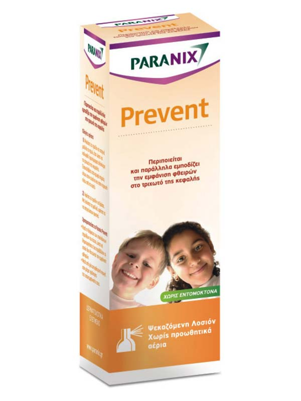 PARANIX PREVENT LOZIONE SPRAY 100 ML