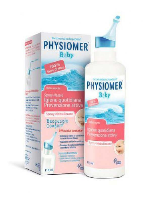 PHYSIOMER BABY SPRAY 115 ML