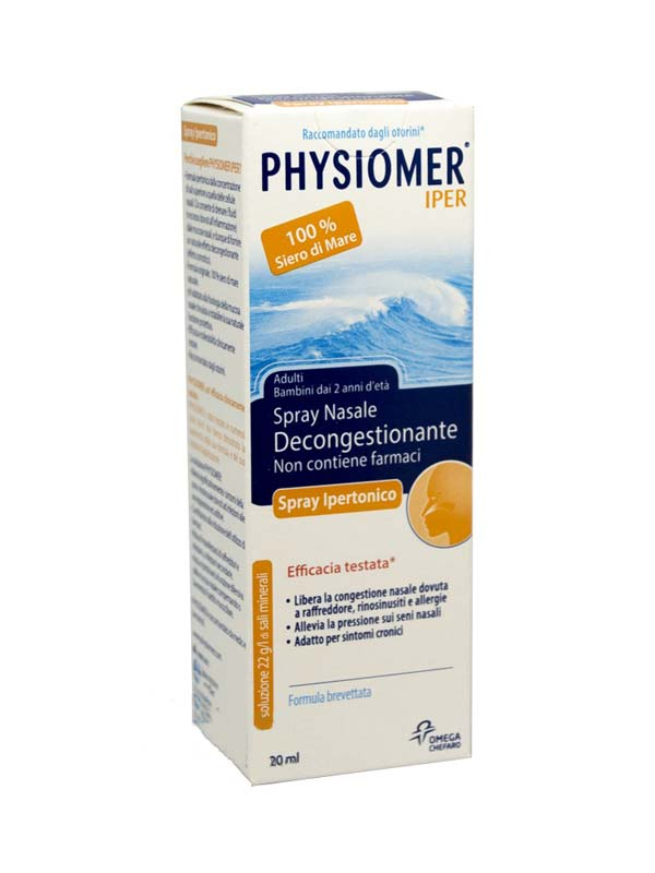 PHYSIOMER® IPER SPRAY 20 ML