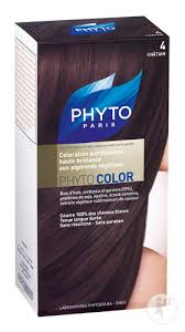 PHYTO - PHYTOCOLOR 4 CASTANO SCURO