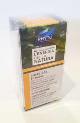 PHYTO - PHYTOJOBA SHAMPOO 50 ML + PHYTOBAUME HYDRATATION 50 ML