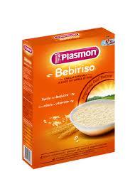 PLASMON PASTINE DA 4 A 36 MESI - BEBIRISO - 300 G