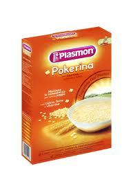 PLASMON PASTINE DA 6 A 36 MESI - POKERINA - 340 G
